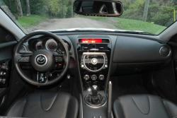 2011 Mazda MX-8 dashboard