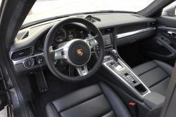 2014 Porsche 911 Turbo dashboard