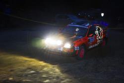 Alexandre Béland and Philippe Poirer in #6 2007 Subaru Impreza STI