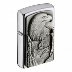 Mercedes-Benz Trucker Zippo lighter