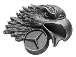 Mercedes-Benz Trucker belt buckle