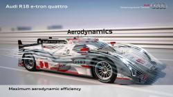 Auto Tech: Audi Tron Future Lab Experience, R18 e tron Quattro and R8 e tron hybrids auto tech audi
