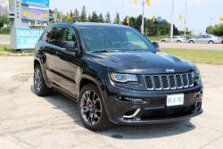 Test Drive: 2014 Jeep Grand Cherokee SRT car test drives luxury cars jeep
