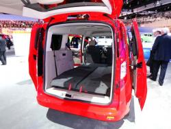 Preview: 2014 Ford Transit Connect Wagon 2012 la autoshow