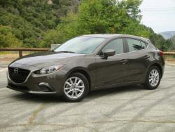 First Drive: 2014 Mazda3 Sport mazda first drives