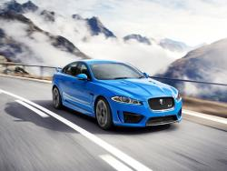 Preview: 2014 Jaguar XFR S Sedan car previews luxury cars jaguar auto shows 2013 autoshows 2012 la autoshow