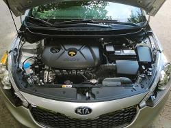 Test Drive: 2014 Kia Forte SX sedan car test drives kia