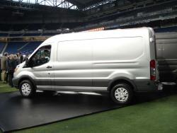 Preview: 2014 Ford Transit  car previews ford