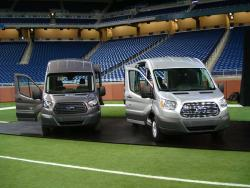 Preview: 2014 Ford Transit  ford