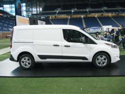 Preview: 2014 Ford Transit Connect Van car previews ford