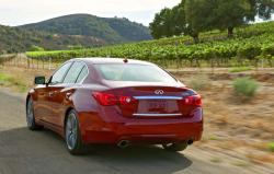 First Drive: 2014 Infiniti Q50 Hybrid luxury cars infiniti hybrids first drives