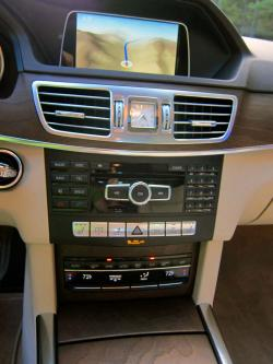 2014 Mercedes-Benz E 250 Bluetec Diesel