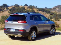 First Drive: 2014 Jeep Cherokee jeep first drives
