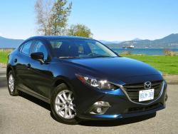 2014 Mazda3 GS