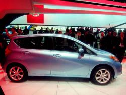 Preview: 2014 Nissan Versa Note 2013 autoshows