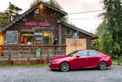 Road Trip: 2014 Lexus IS 350 AWD to Tofino travel car test drives luxury cars lexus