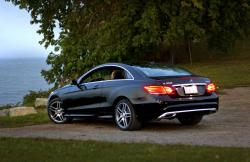 2014 Mercedes-Benz E 350 Coupe 4Matic