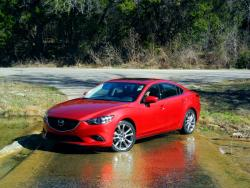 Comparison Test: 2014 Mazda6 vs 2013 Honda Accord Sedan car comparisons