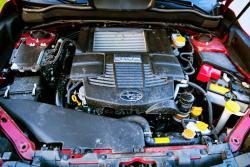 Test Drive: 2014 Subaru Forester XT  car test drives subaru