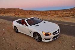 2014 Mercedes-Benz SL 65 AMG