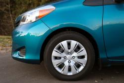 Test Drive: 2014 Toyota Yaris  toyota car test drives