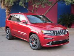 First Drive: 2014 Jeep Grand Cherokee jeep first drives