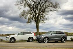 2014 Volvo XC60 T6 AWD Platinum vs 2014 Audi Q5 TDI Technik