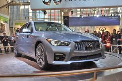 Preview: 2014 Infiniti Q50  2013 autoshows