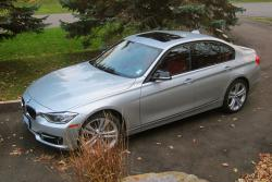 2014 BMW 328d to New York