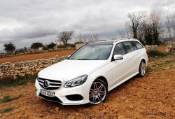 First Drive: 2014 Mercedes Benz E Class first drives