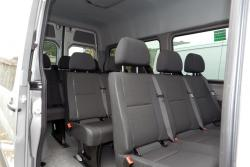 First Drive: 2014 Mercedes Benz Sprinter first drives