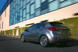 Preview: 2014 Kia Forte 2012 la autoshow