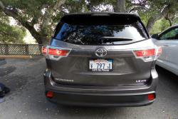First Drive: 2014 Toyota Highlander toyota hybrids first drives