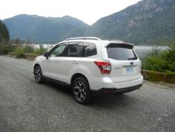 First Drive: 2014 Subaru Forester first drives