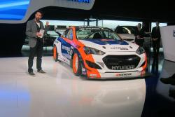 Hyundai Genesis Coupe Race Car