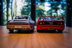 Scale-Sized Diecast Models