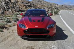 First Drive: 2014 Aston Martin Vanquish Volante and V12 Vantage S luxury cars first drives aston martin