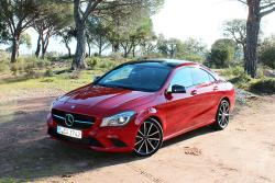First Drive: 2014 Mercedes-Benz CLA-Class