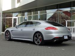 Test Drive: 2014 Porsche Panamera Turbo Executive car test drives porsche luxury cars