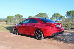 First Drive: 2014 Mercedes Benz CLA Class first drives
