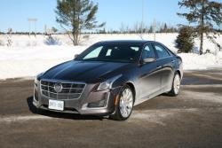 Day by Day Review: 2014 Cadillac CTS AWD Premium car test drives luxury cars daily car reviews cadillac