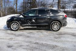 Test Drive 2014 Buick Enclave Premium Awd Page 2 Of 2
