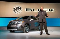 2013 Buick Encore at NAIAS