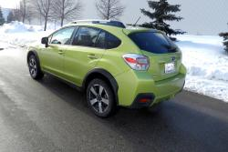 Test Drive: 2014 Subaru XV Crosstrek Hybrid car test drives subaru hybrids