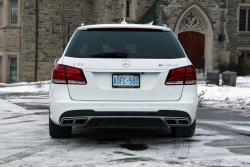 2014 Mercedes-Benz E 63 AMG Wagon