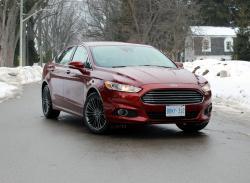 2014 Ford Fusion SE 1.5L