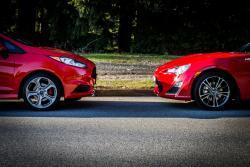 2014 Ford Fiesta ST vs. 2014 Scion FR-S