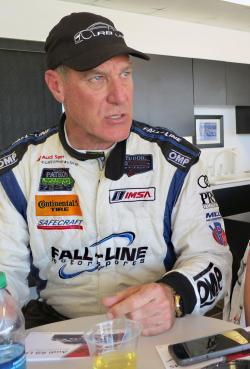 Charlie Putman, #46 (GTD), Audi R8 LMS, Fall-Line Motorsports