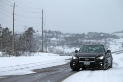 2014 Infiniti Q50 S AWD Hybrid