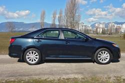 2014 Toyota Camry XLE 2.5L